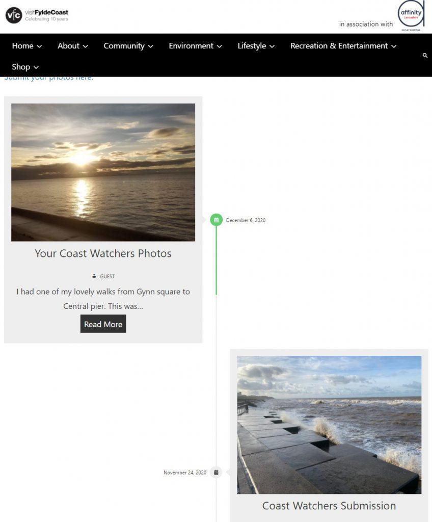 Visit Fylde Coast Facebook group