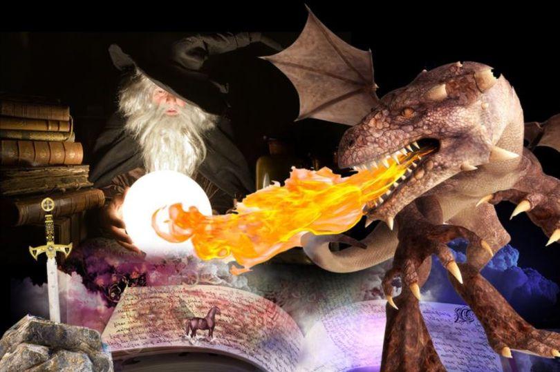 Myths, Magic and Dragons