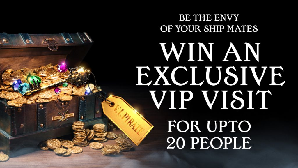 WIN a PRIVATE VIP visit for you and your friends to Coral Island Blackpool