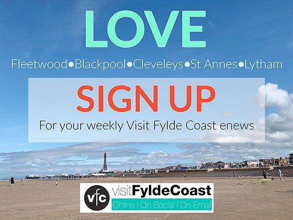 Visit Fylde Coast Newsletter