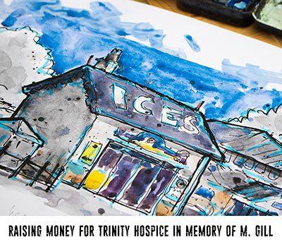 Joseph Travis Art - Fund Raising